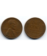 P23 - 1935 S Lincoln Wheat Penny - £0.23 GBP
