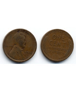 P34 - 1920 D Lincoln Wheat Penny - €0,96 EUR