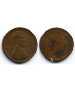 P40 - 1934 D Lincoln Wheat Penny - €0,40 EUR