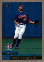 2000 Topps #350 Jose Cruz Jr. Toronto Blue Jays - $0.99