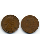 P46 - 1935 D Lincoln Wheat Penny - $0.99