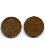 P48 - 1936 D Lincoln Wheat Penny - €0,52 EUR