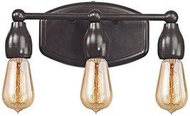 """Elk Lighting 31981/3 Vanity-Lighting-fixtures, 5 x 12 x 4"""", Bronze - $154.00"""