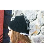 Mario Nintendo Chain Chomp crochet Hat Custom M... - $25.00