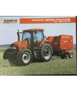 2008 Case-IH Maxxum Series Tractors Color Brochure - $10.00