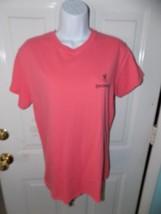 Browning Mossy Oak Camo Buckheart Short Sleeve Shirt Size S Women's EUC - $14.82