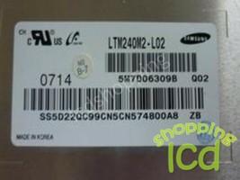 LTM240M2-L02 SAMSUNG 1920*1200 LCD panel 90 days warranty  DHL/FEDEX Ship - $199.50