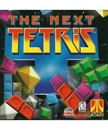 Tetris Atari The Next Tetris CD ROM Game PC  - $2.99
