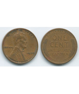 P73 - 1939 Lincoln Wheat Penny - €0,26 EUR
