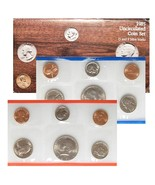 1985 P & D US Mint Set United States Original Government Packaging Box C... - ₨672.88 INR