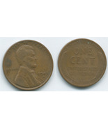 P80 - 1945 S Lincoln Wheat Penny - $0.23 CAD