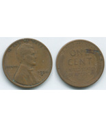 P84 - 1950 S Lincoln Wheat Penny - £0.20 GBP