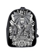 Vanity Custom Leather Backpack - $29.99