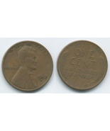P87 - 1952 D Lincoln Wheat Penny - €0,16 EUR