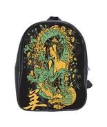 Geisha Custom Leather Backpack - $29.99