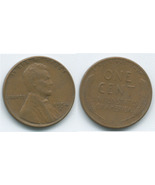 P90 - 1954 S Lincoln Wheat Penny - £0.23 GBP