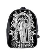 Believe Custom Leather Backpack - $29.99