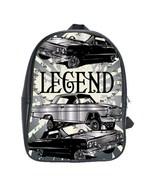 Legend Custom Leather Backpack - $29.99