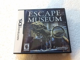 Nintendo DS 2010 Escape the Museum Complete with Instructions - €8,77 EUR
