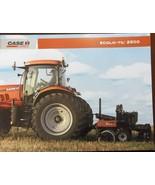 2008 Case-IH 2500 Ecolo-Til Chisel Plow Color Brochure - $6.00