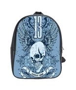Lucky 13 Custom Leather Backpack - $29.99