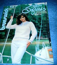 Brunswick Softies A Collection of Feminine Knit Fashions - $4.50