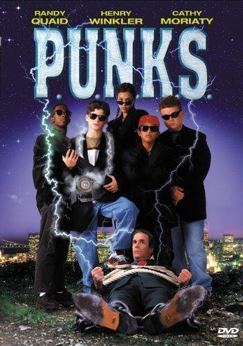 Primary image for P.U.N.K.S. Punks - Jessica Alba - Henry Winkler - Randy Quaid - RARE NEW DVD