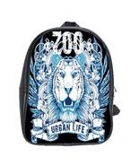 Zoo Urban Life Custom Leather Backpack - $29.99