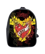 Love Custom Leather Backpack - $29.99