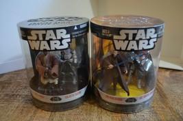 Star Wars Order 66 Action Figure Obi-Wan Kenobi pack and Mace Windu pack... - $28.84