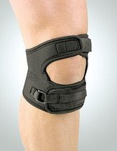 FLA Safe-T-Sport Patella Support, Black, Large - $24.99