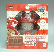 Megahouse Portrait.of.Pirates One Piece NEO-EX Chopperman Ver.RED - $97.46