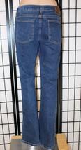 "DKNY Women's Size 9 Square Flare Stretch 5 Pocket Denim Jeans 32"" Inseam... - $24.18"