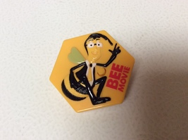 2007 Collectible - General Mills Cereal Buzzer Bee Movie Figure Toy - $3.75