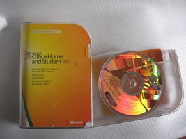 Microsoft Office Home and Student 2007  - $83.09