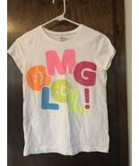 Old Navy OMG LOL T-Shirt - Juniors XL (14) - $8.00