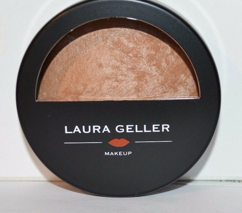 Primary image for Laura Geller Baked Body Frosting Honey Glow all over face/ body .32 oz