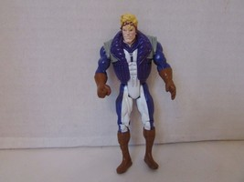 "TOY BIZ 1993 MARVEL X MEN CANNONBALL X FORCE ACTION FIGURE  5""  L143 - $3.91"