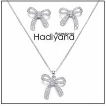 Jewelry Sets HADIYAND European Style Butterfly Shape Classic Romantic Cu... - $28.62