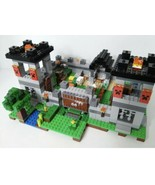 Preowned LEGO 21127 Minecraft The Fortress - Retired Product- Sold Out- ... - $190.00