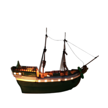 Department 56 Heritage Village Dickens Village Emily Louise Ship Set of ... - $49.99
