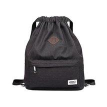 KAUKKO 21.6L large capacity Unisex Drawstring Backpack Sports Yoga Bag  - $704,55 MXN