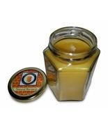 100 Percent  Pure Beeswax Jar Candle, 8 oz, Natural Honey Scent - $16.99