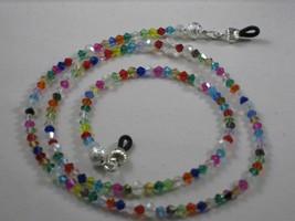 NEW Handmade Colorful Swarovski Crystal Eyeglas... - $20.00