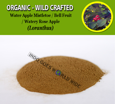 POWDER Water Apple Mistletoe Bell Fruit Watery Rose Apple Loranthus Orga... - $7.85+