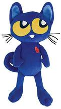 "MerryMakers Pete The Kitty 8.5"" Plush Blue Cat - $13.71"