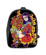 Dirty Custom Leather Backpack - $29.99