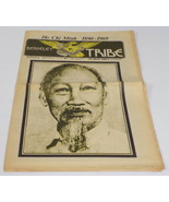 ORIGINAL Vintage 1969 Berkeley Tribe Newspaper Ho Chi Minh Memorial Cover - $93.28
