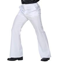 70s Man Pants - White (s/m) #bae - $27.99