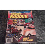 Street Rodder Magazine Vol 22 No 11 November 1993 Bolt on Mileage - $2.99